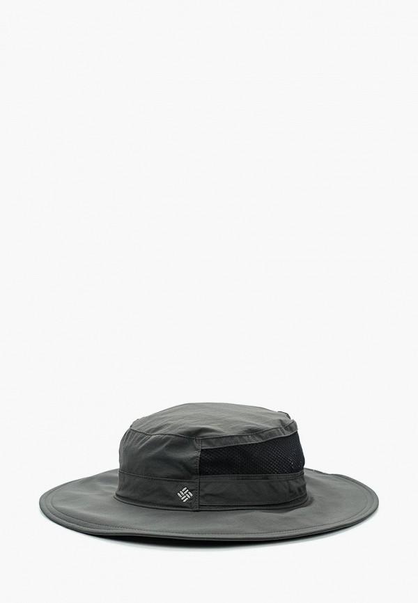 женская шляпа columbia, серая