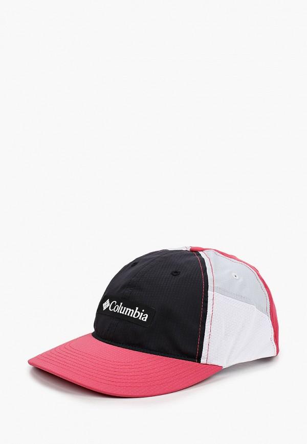 женская бейсболка columbia, разноцветная