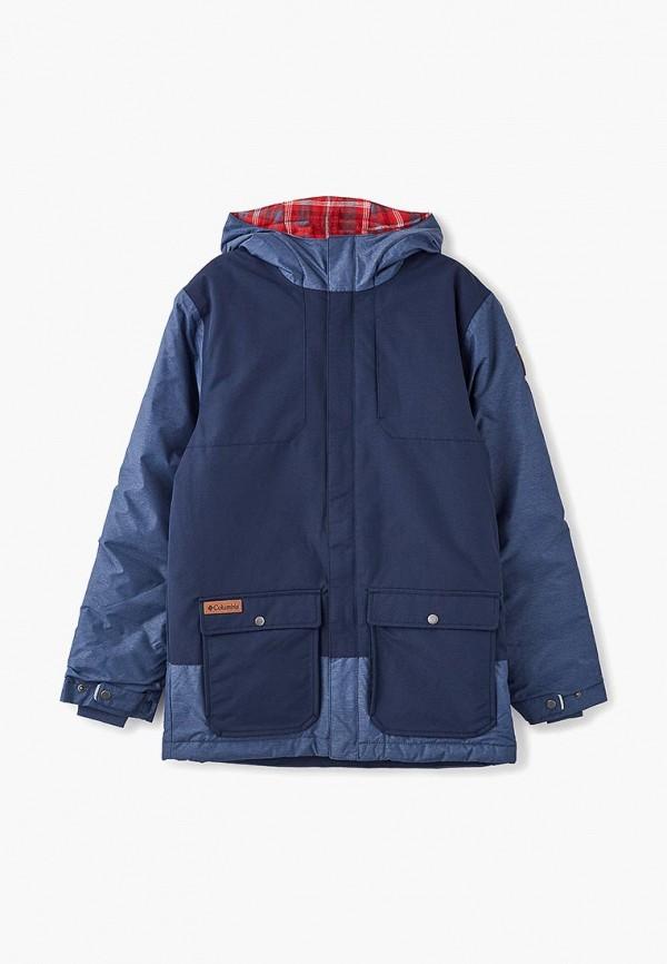 Куртка утепленная Columbia Columbia CO214EBCPOF9 цена