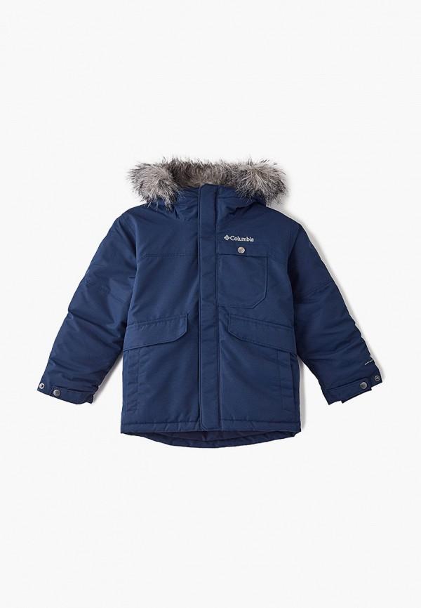 Куртка утепленная Columbia Columbia CO214EBGEUX3