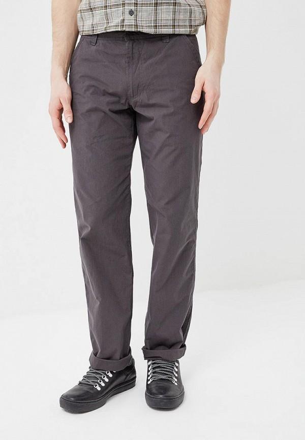 мужские брюки columbia, серые