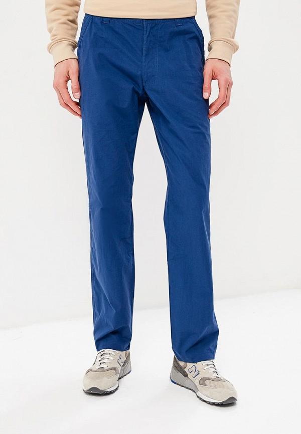 мужские брюки columbia, синие