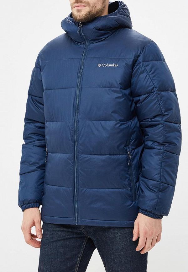 Купить Куртка утепленная Columbia, Munson Point™ Insulated Jacket, co214emcppi3, синий, Осень-зима 2018/2019