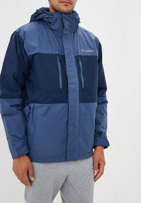 Купить Куртка утепленная Columbia, Balfour Pass™ Insulated Jacket, co214emcppi8, синий, Осень-зима 2018/2019