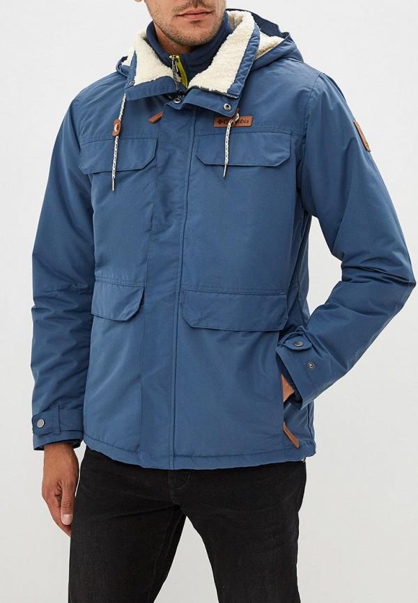 Купить Куртка утепленная Columbia, South Canyon™ Lined Jacket, co214emcppj6, синий, Осень-зима 2018/2019