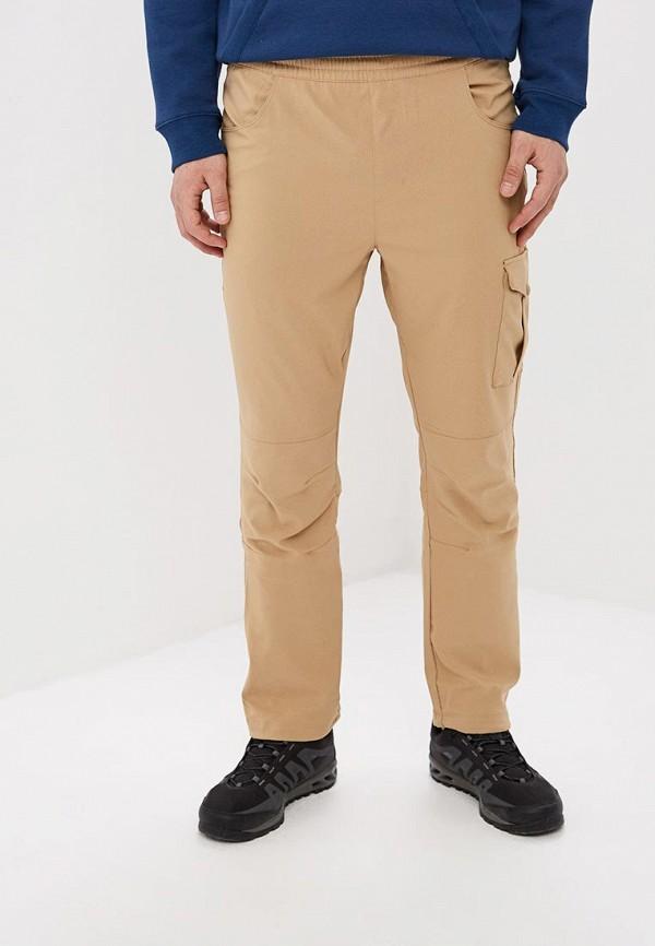 мужские спортивные спортивные брюки columbia, бежевые