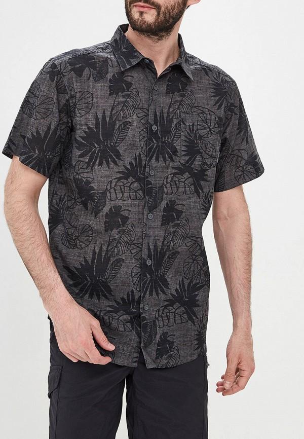 мужская спортивные рубашка columbia, серая