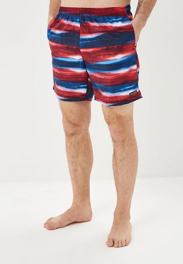 мужские спортивные спортивные шорты columbia, разноцветные