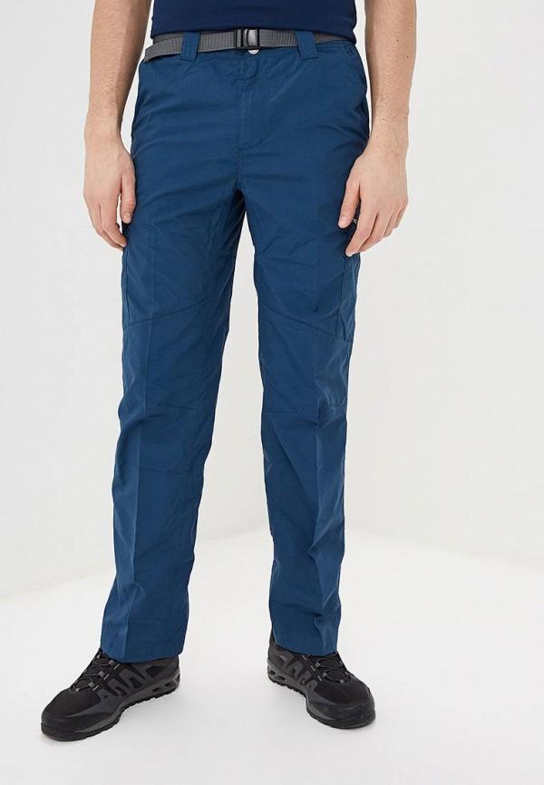 мужские брюки карго columbia, синие