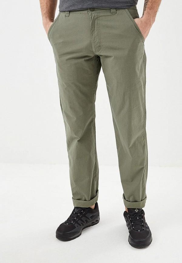 мужские повседневные брюки columbia, хаки