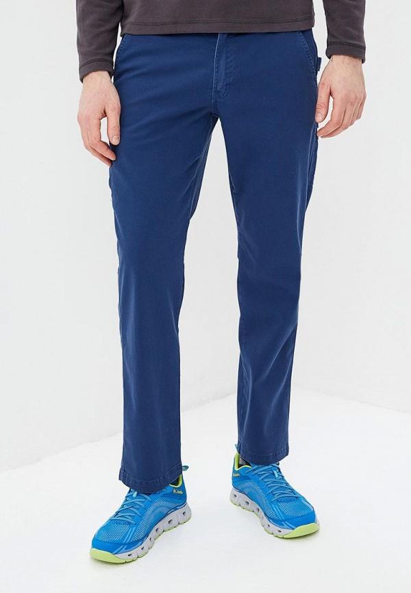 мужские спортивные брюки columbia, синие