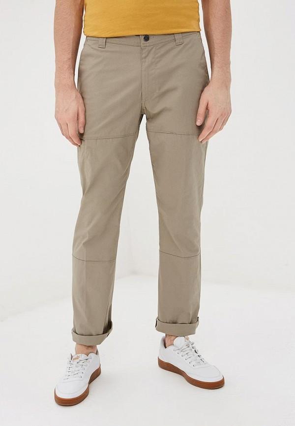 мужские спортивные брюки columbia, бежевые