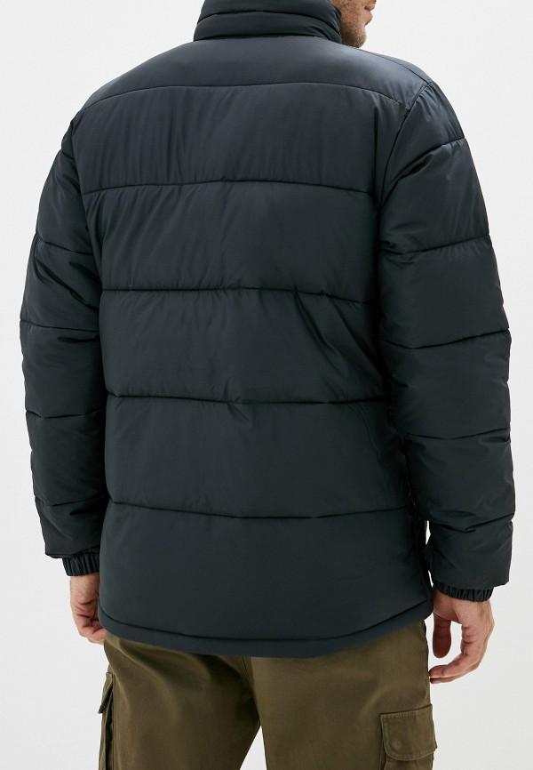 Фото 3 - Куртку утепленная Columbia черного цвета