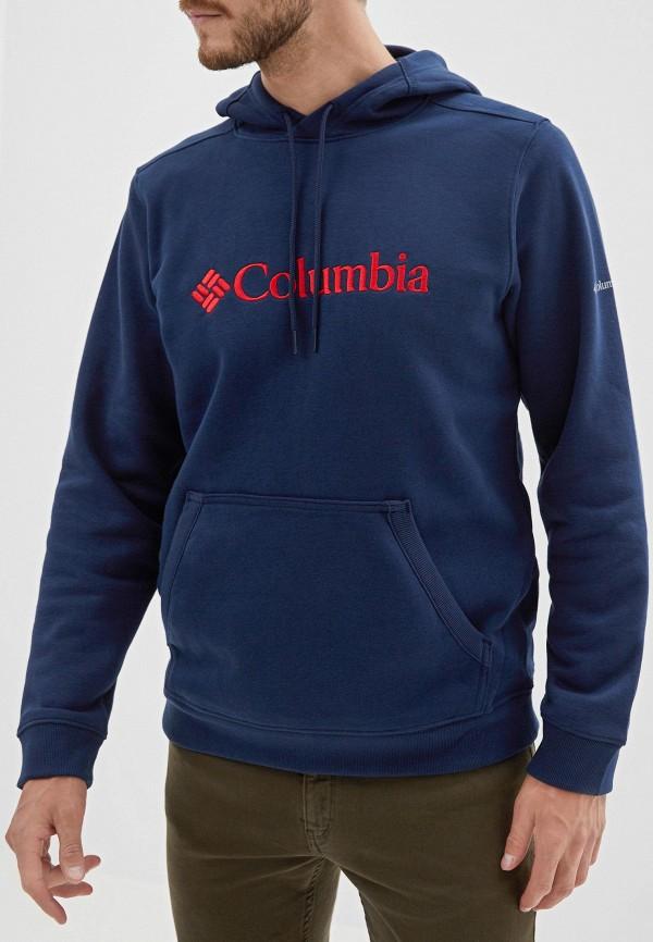 мужские худи columbia, синие