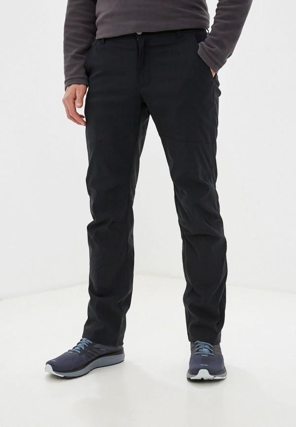мужские брюки columbia, черные