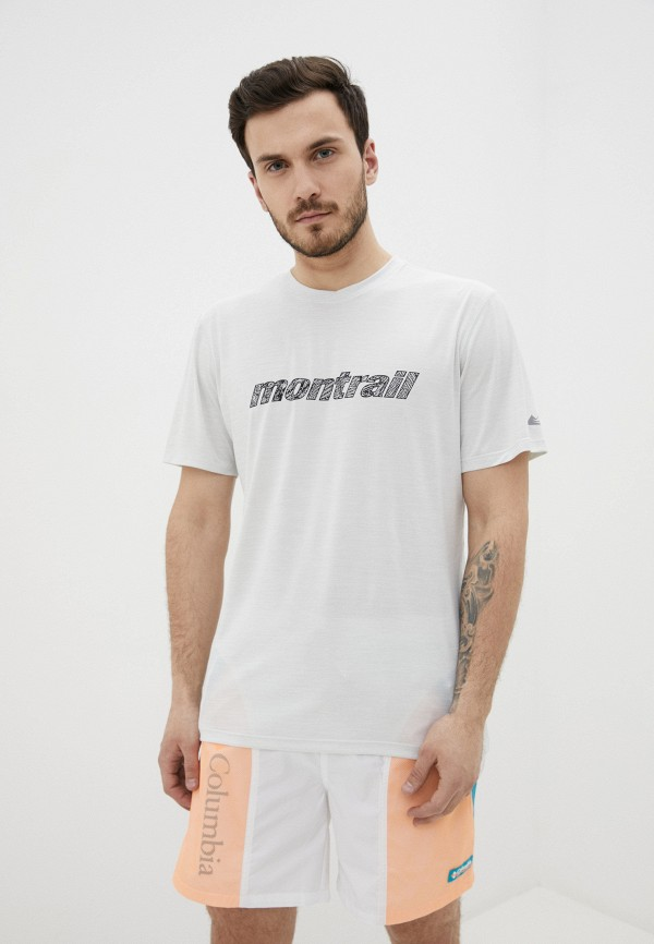 мужская спортивные футболка columbia