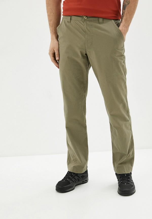 мужские брюки columbia, хаки
