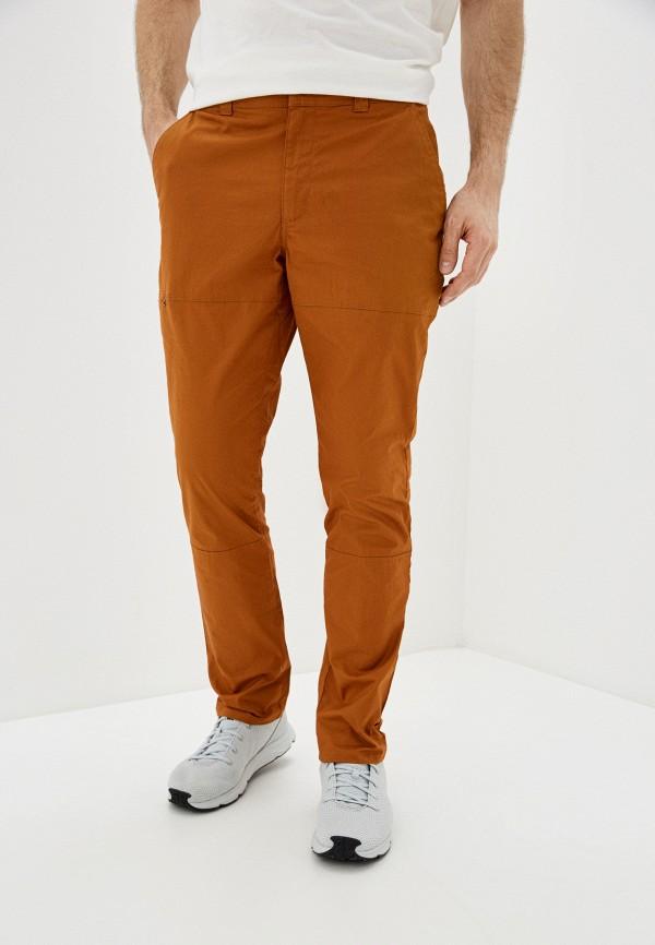 мужские брюки columbia, коричневые