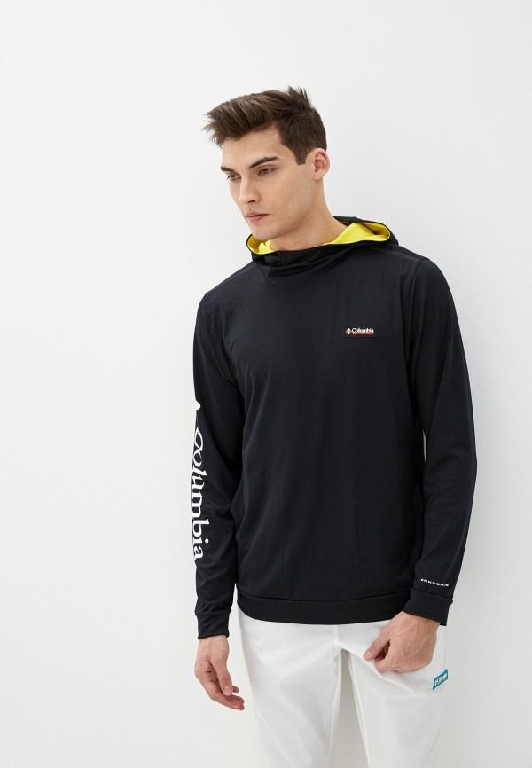 мужские худи columbia, черные