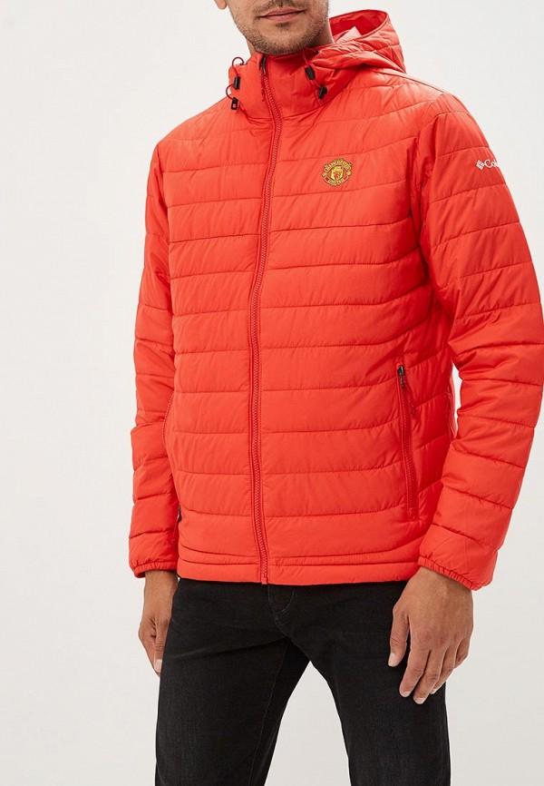 Купить Куртка утепленная Columbia, Powder Lite™ Hooded Jacket, co214emwib13, красный, Осень-зима 2018/2019