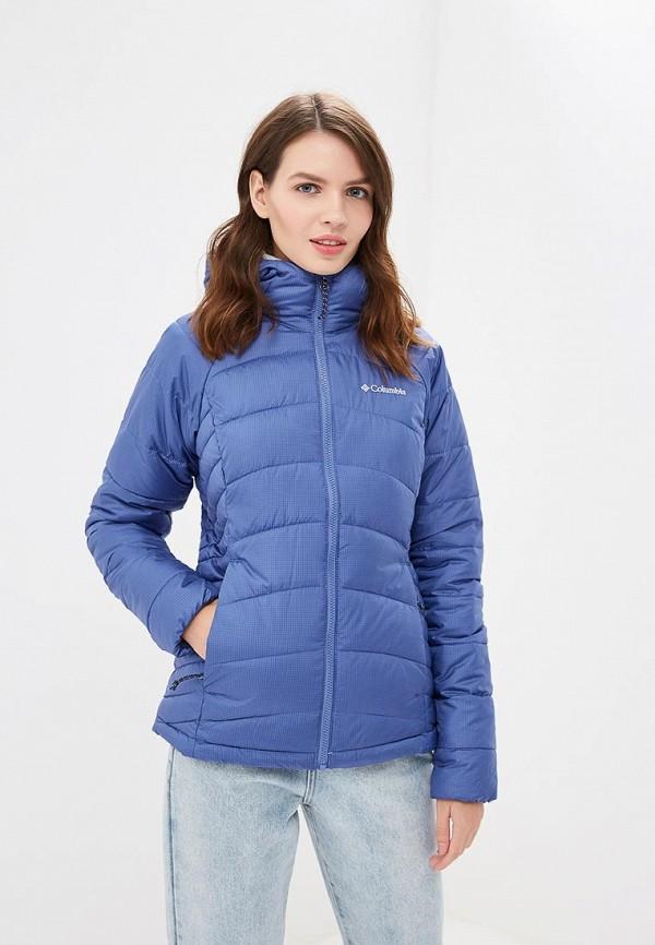 Купить Куртка утепленная Columbia, Karis Gale™ Jacket, co214ewcppr9, синий, Осень-зима 2018/2019