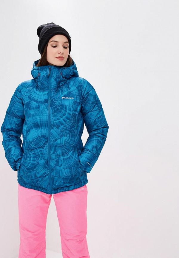 Купить Куртка утепленная Columbia, Pike Lake™ Hooded Jacket, co214ewcpqc7, синий, Осень-зима 2018/2019