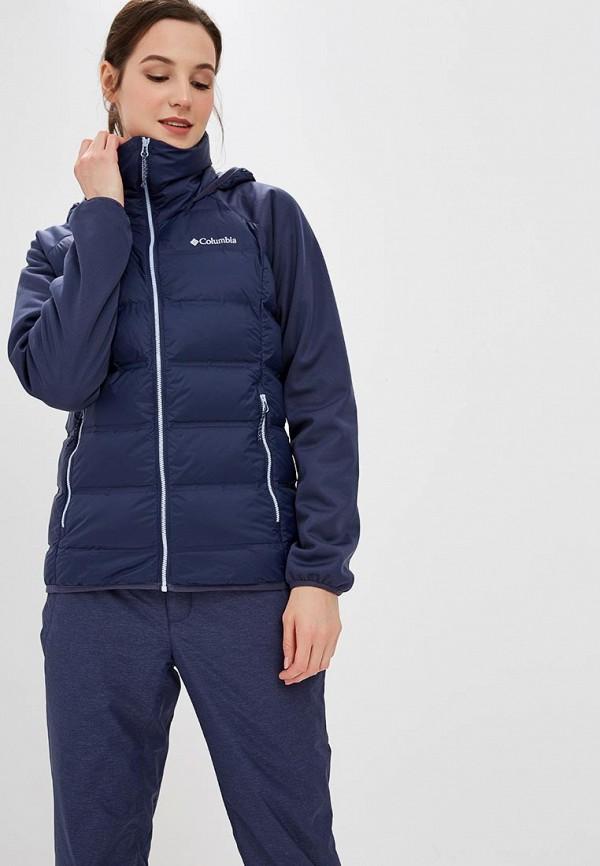 Купить Куртка утепленная Columbia, Explorer Falls™ Hybrid Jacket, co214ewcpqd6, синий, Осень-зима 2018/2019