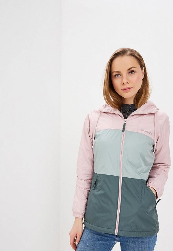 Куртка утепленная Columbia Columbia CO214EWEJCS1 цена