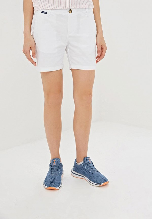 женские спортивные шорты columbia, белые