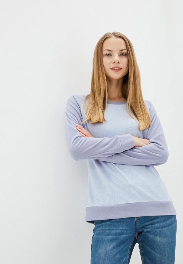 женский свитшот columbia, фиолетовый