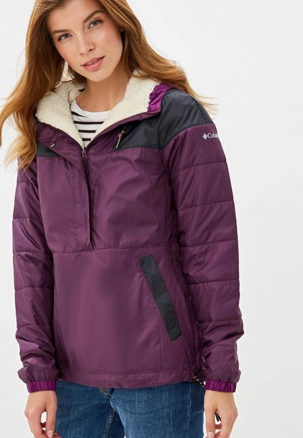 Куртка утепленная Columbia Columbia CO214EWGGBF6 куртка утепленная columbia columbia co214emgevu7
