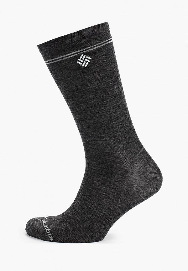 мужские носки columbia, серые