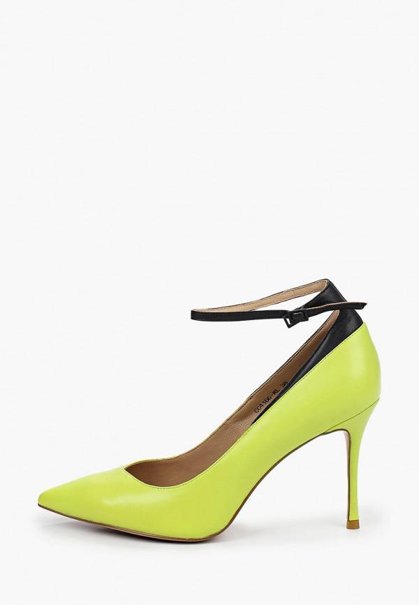женские туфли corso como, зеленые