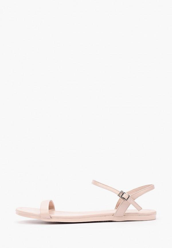 женские сандалии corso como, розовые