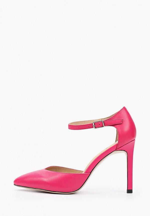 женские туфли corso como, розовые