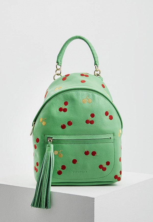 Рюкзак Coccinelle Coccinelle CO238BWAEYA5 рюкзак coccinelle e1 bf8 54 01 01 143