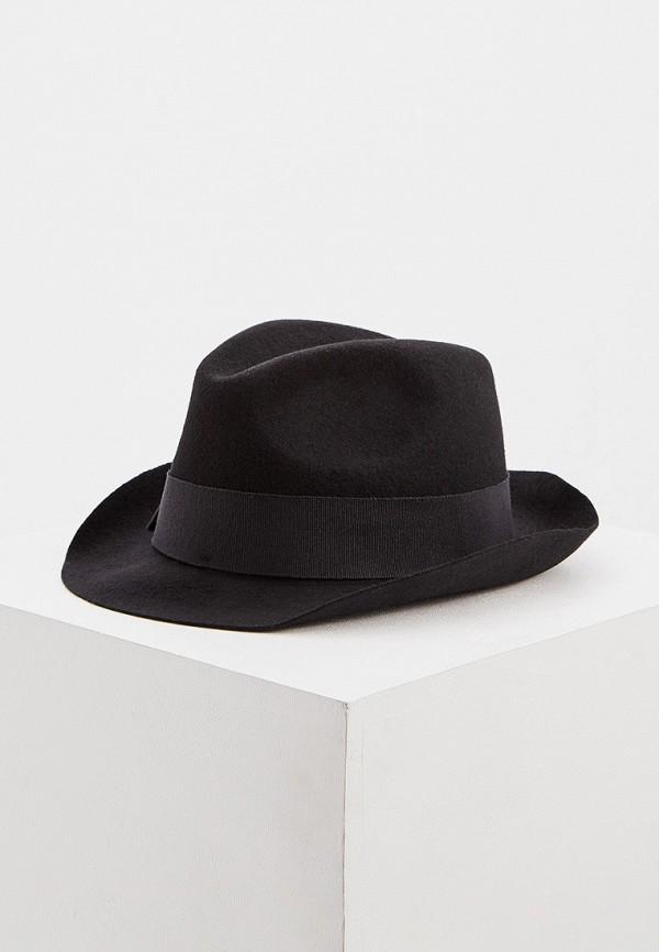 женская шляпа coccinelle, черная