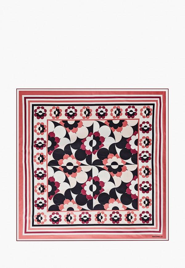 женский платок coccinelle, разноцветный
