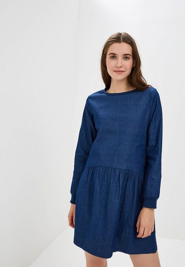 Платье джинсовое Compania Fantastica Compania Fantastica CO713EWBRAN3 compania