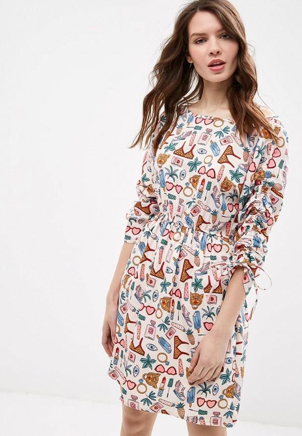 Платье Compania Fantastica Compania Fantastica CO713EWEOYB2 цены онлайн