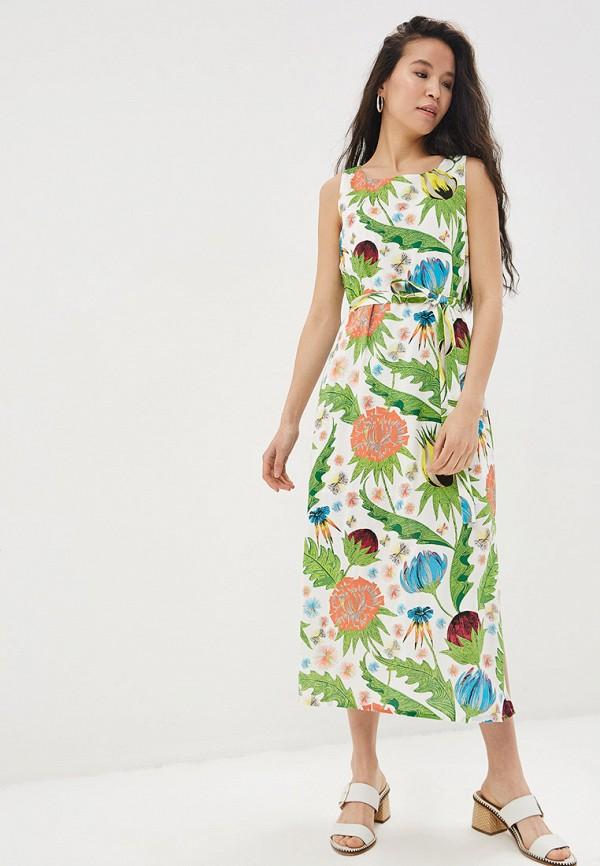 Платье Compania Fantastica Compania Fantastica CO713EWEOYD4 цены онлайн