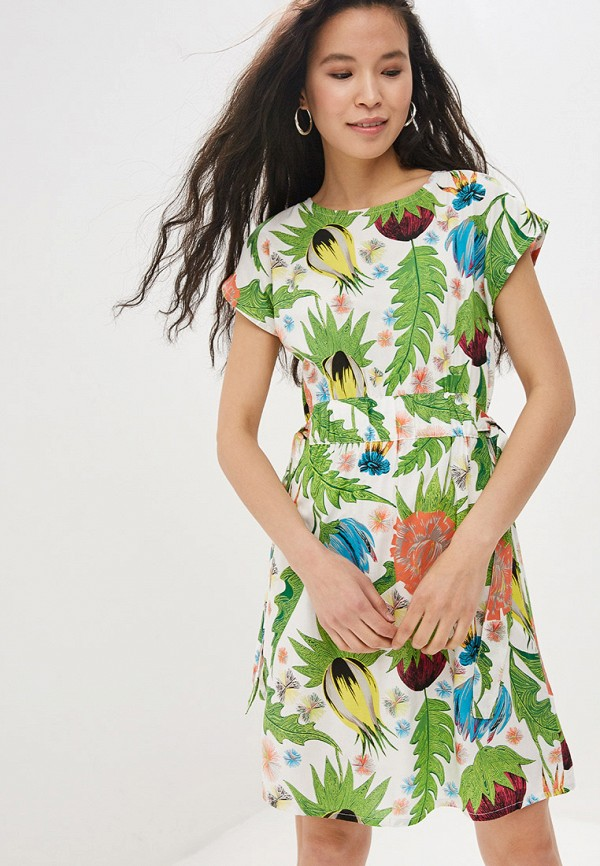 цена Платье Compania Fantastica Compania Fantastica CO713EWEOYD5 онлайн в 2017 году