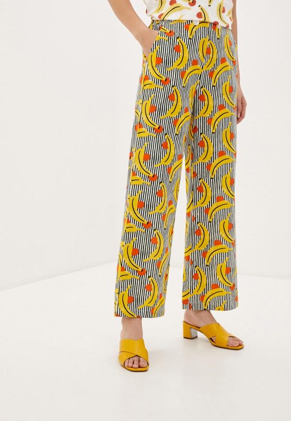 женские повседневные брюки compania fantastica, разноцветные