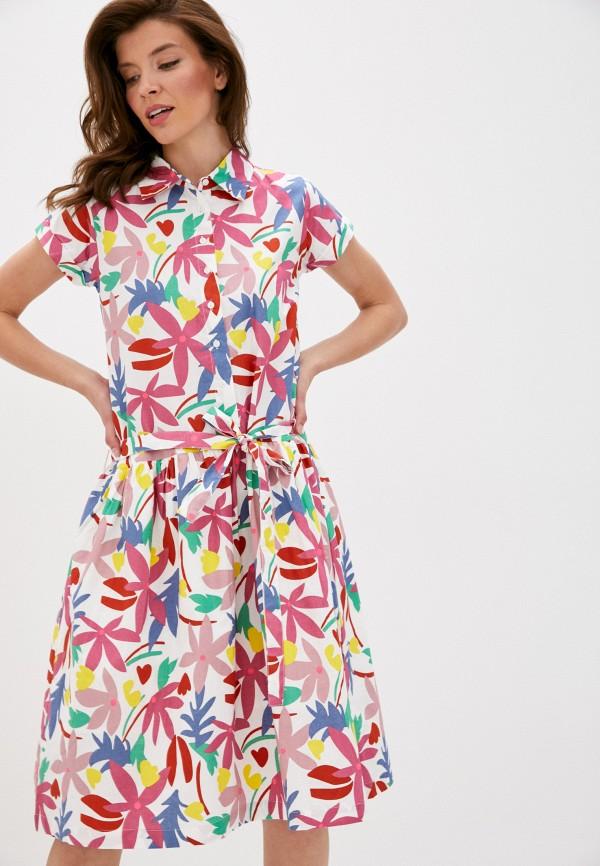 женское повседневные платье compania fantastica, разноцветное