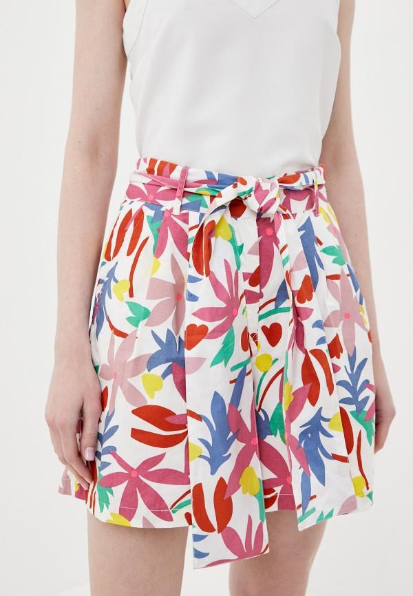 женские повседневные шорты compania fantastica, разноцветные