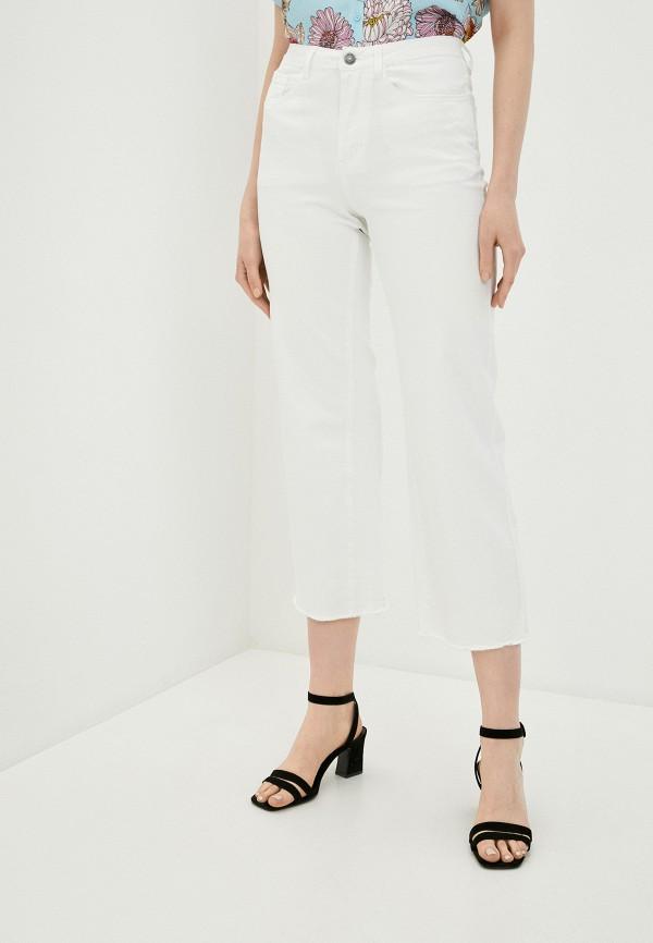 женские джинсы compania fantastica, белые