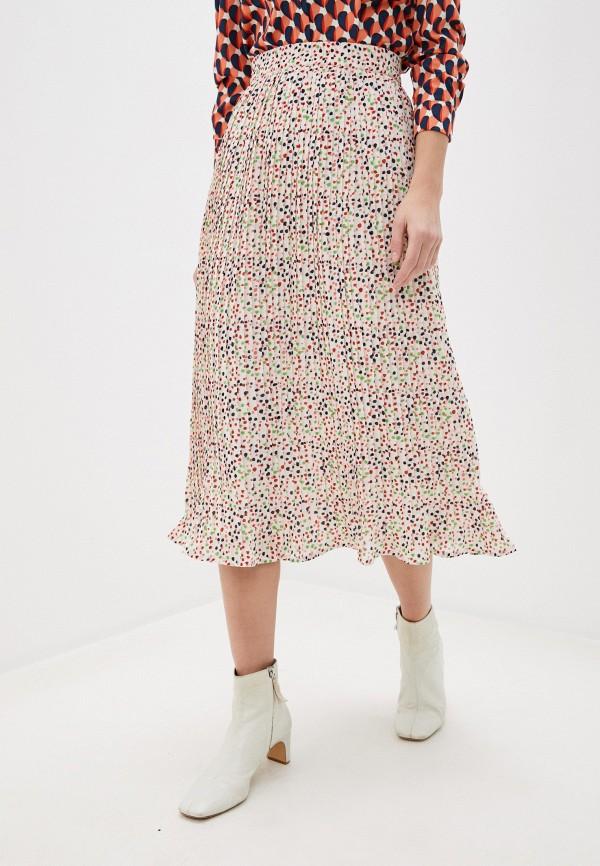 женская юбка compania fantastica, розовая