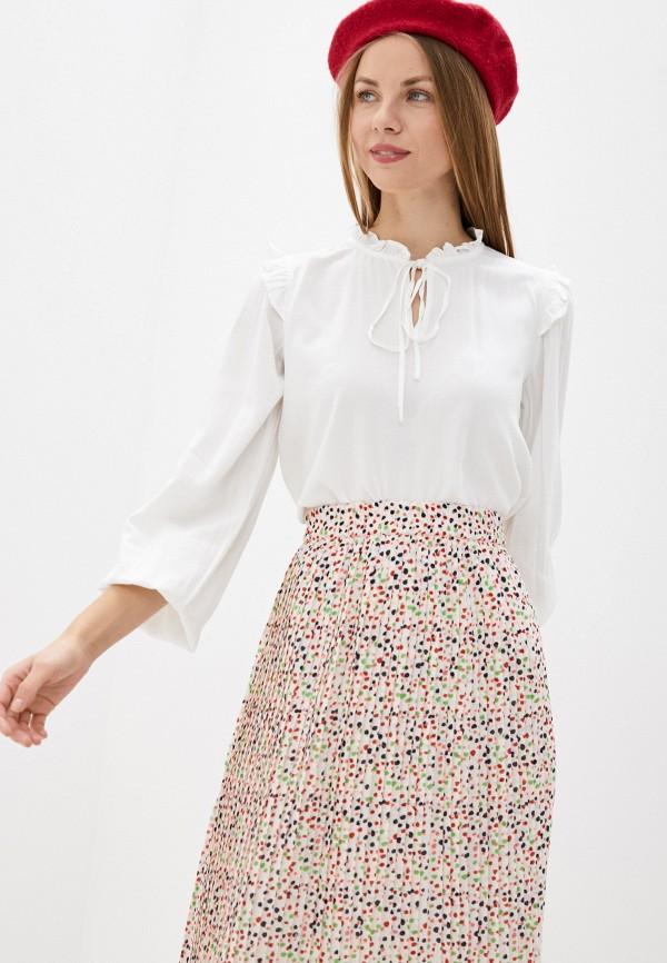женская блузка compania fantastica, белая