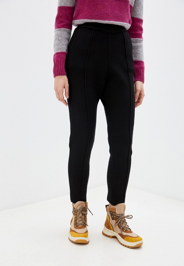 женские повседневные брюки compania fantastica, черные