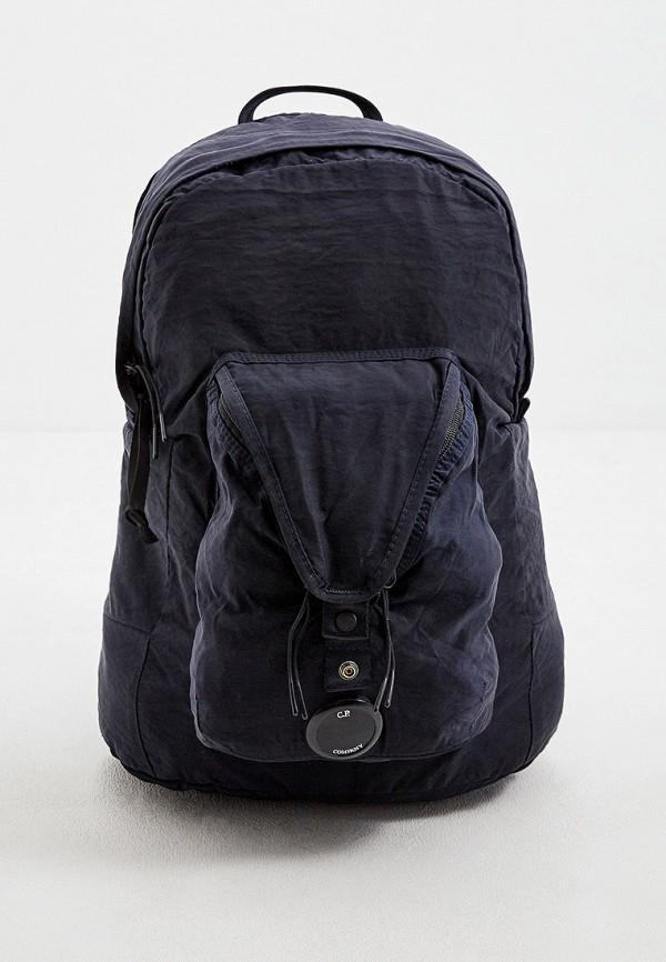 мужской рюкзак c.p. company, синий